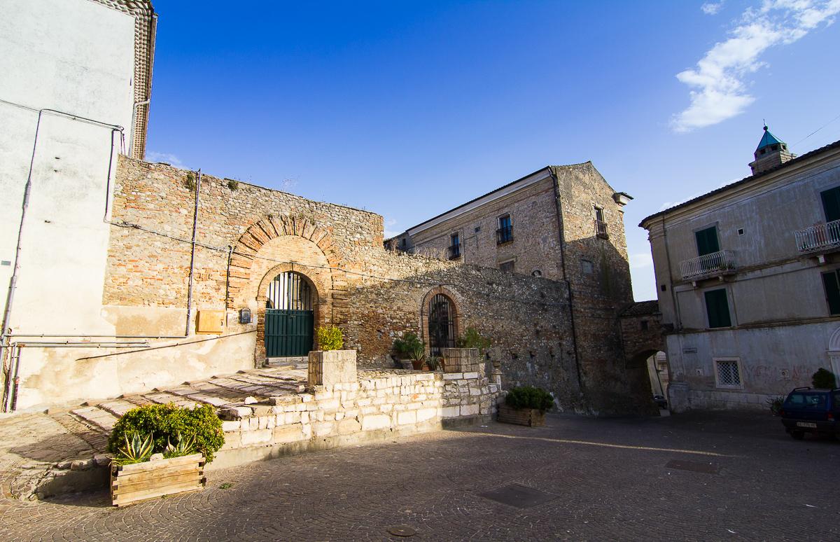 Palazzo Baronale San Martino in Pensilis